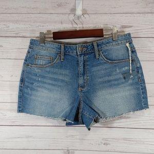 🎉 Universal Thread high rise shorties shorts